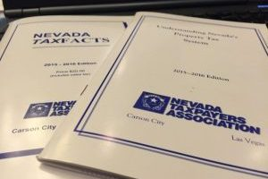 Nevada Taxpayers Association Publications